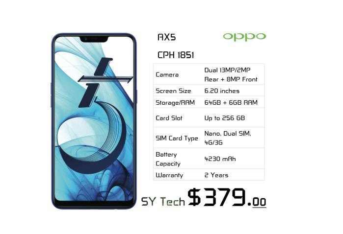 OPPO AX5 ad v2